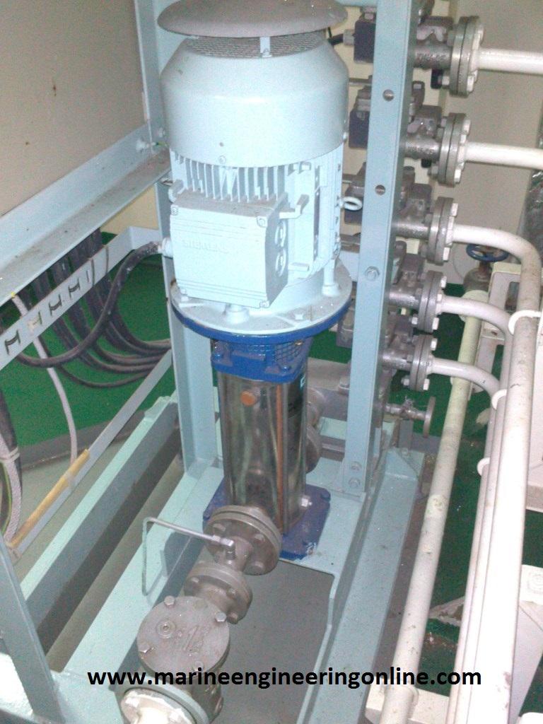 fire pump operation and maintenance manual